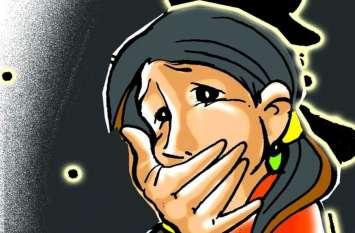 नाबालिग छात्रा के साथ सामूहिक बलात्कार