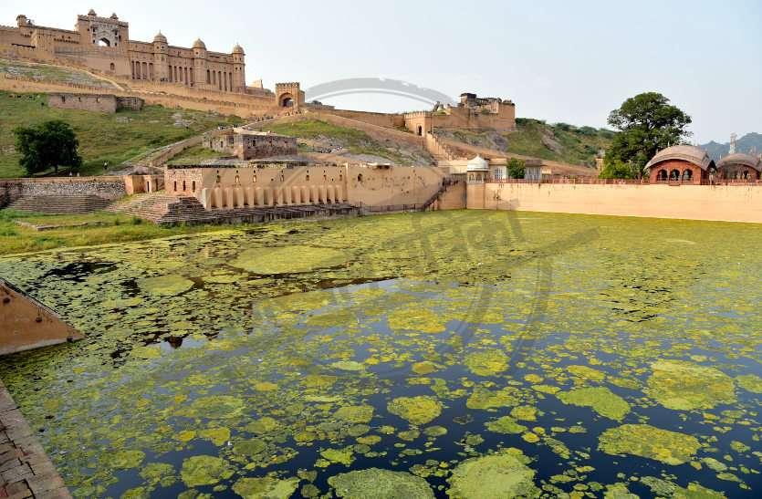 खुशखबरी : बीसलपुर के पानी ने जयपुर आमेर का बढ़ाया जलस्तर, कुएं और बावड़ियां लगी छलकने
