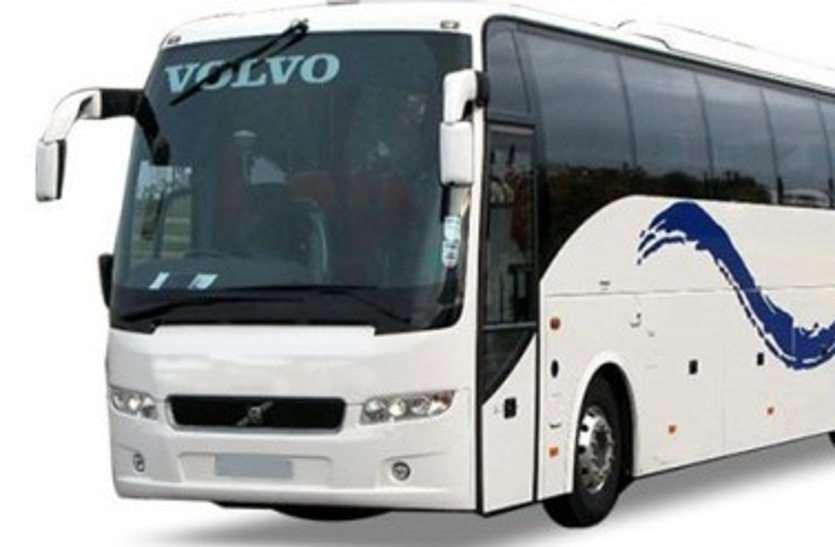 दिवाली पर बसों में नहीं मिल रही सीट, वोल्वो में एडवांस बुकिंग फुल, एमएलए, एमपी से लगवानी पड़ रही है सिफारिश