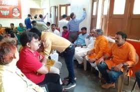 सुलतानपुर के नौ मंडलों में सपन्न हुआ भाजपा का संगठनात्मक चुनाव