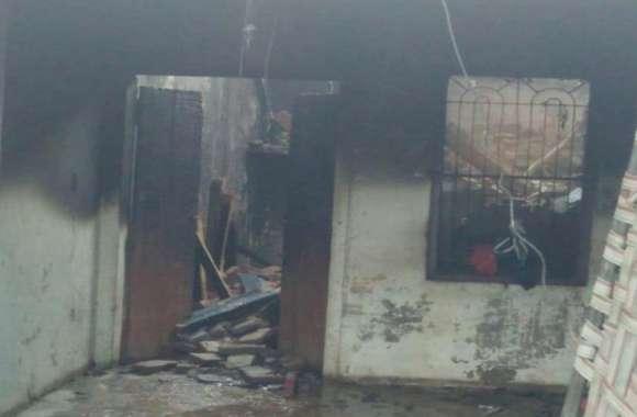 घर में लगी भीषण आग, एक ही परिवार के 4 सदस्यों की जिंदा जलकर मौत, फिर छत में सो रहे लोगों का हुआ ये हाल
