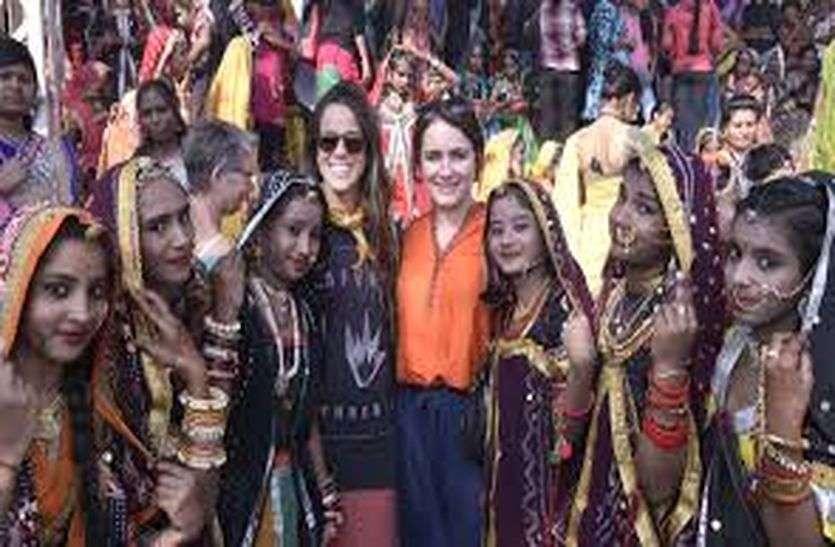अन्तरराष्ट्रीय ख्याति प्राप्त पुष्कर मेले में महिला सशक्तीकरण एवं गांधी दर्शन की दिखेगी झलक