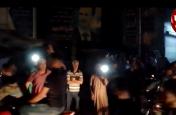 Video: सीरिया के उत्तर-पूर्वी इलाके में सेना हुई तैनात, लोगों ने मनाया जश्न