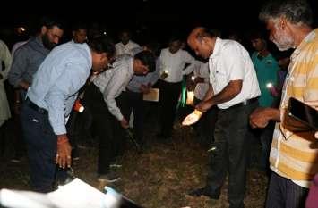 जिले के 1376 गांवों में से 1238 ग्रामों की अतिवृष्टि से फसलेंं प्रभावित