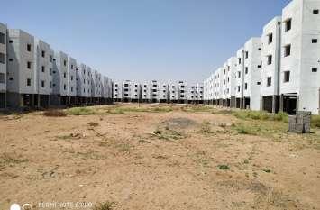 33 करोड़ के फेर में उलझा प्रधानमंंत्री आवासों का निर्माण