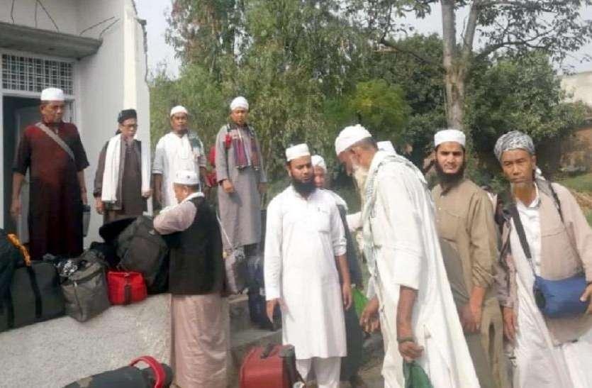 टूरिस्ट वीजा पर आकर मस्जिद में रहकर कर रहे थे धार्मिक प्रचार, भनक लगते ही पुलिस ने उठाया बड़ा कदम