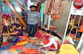 Deepawali Festival 2019 : सजने लगे यहां के बाजार, लुभा रही हैं आकर्षक चीजें, बढऩे लगी चहल-पहल