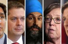 कनाडा में अग्रिम चुनाव में हुई बंपर वोटिंग, 47 लाख लोगों ने डाला वोट