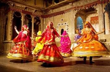 राजपूत समाज की महिलाओं का सांस्कृतिक कार्यक्रम घूमर 20 अक्टूबर को, हुनर दिखाएंगी प्रतिभाएं