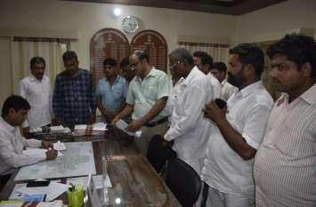नागौर में उठी पश्चिम बंगाल में राष्ट्रपति शासन की मांग