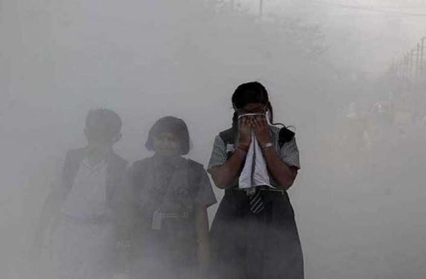 UP का ये शहर देश में सबसे अधिक प्रदूषित, खतरनाक स्तर पर पहुंचा वायु प्रदूषण