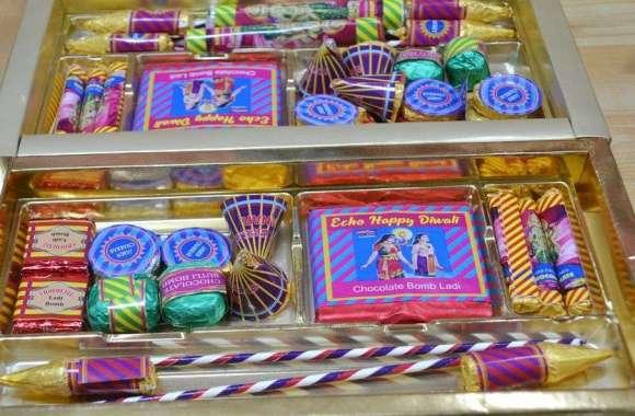 Photos : इस दिवाली पहली बार मार्केट में आए खाने वाले पटाखें ! मुंह में लेते ही आ जाएगा मजा