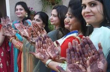 KARWA CHAUTH: सुहागिनें मनाएगी करवा चौथ का त्योहार