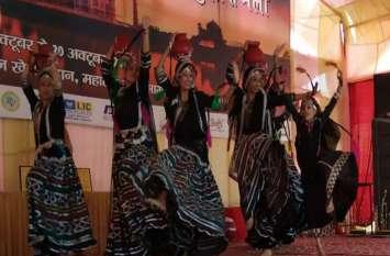 साहित्य उत्सव एवं राष्ट्रीय पुस्तक मेला में देखें राजस्थानी नृत्य की ये शानदार तस्वीरें
