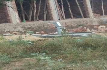 alwar letest news बेनामी सम्पत्ति पर निर्माण व पहाड़ी पर अतिक्रमण, फिर भी जिम्मेदार मौन