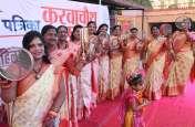 करवा चौथ महाउत्सव: गोल्डन जुबली मना चुके दम्पती पहली बार बीकानेर में हुए सम्मानित, प्रतिभाओं से रोशन हुआ मंच
