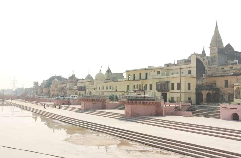 Deepotsav 2019 : अंतरराष्ट्रीय आयोजन के इस्तकबाल को तैयार अयोध्या