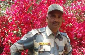 VIDEO: पश्चिम बंगाल में ड्यूटी के दौरान फौजी की मौत, परिवार में मचा कोहराम