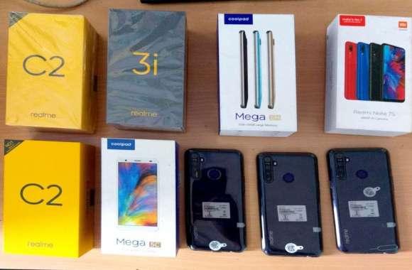 स्कूली छात्रों ने मौज-शौक पूरे करने के लिए चुराए मोबाइल