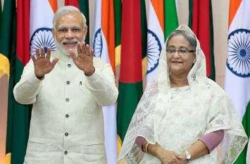 भारत-बांग्लादेश टेस्ट मैच देखने जा सकते हैं पीएम मोदी और शेख हसीना, CAB ने भेजा निमंत्रण
