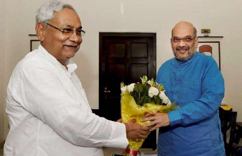 बिहार में नीतीश ही बॉस, शाह ने नकारा मतभेद