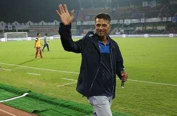 राहुल द्रविड़ अब सिर्फ भारतीय युवाओं के ही नहीं, अब हैं 16 अन्य देशों के क्रिकेटरों के कोच