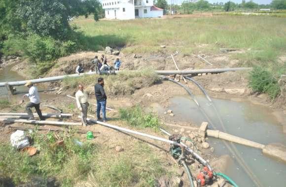 भगवानपुरा फिल्टर प्लांट चालू, तीन दिन बाद रोज मिलेगा पानीभगवानपुरा फिल्टर प्लांट चालू, तीन दिन बाद रोज मिलेगा पानी