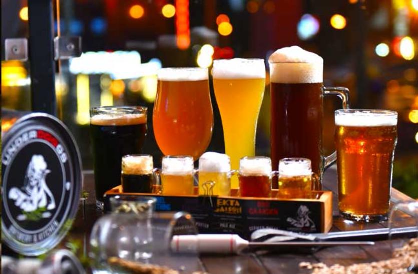 बीयर बार में बिक रही थी ऐसी शराब, आबकारी विभाग ने की जब्त