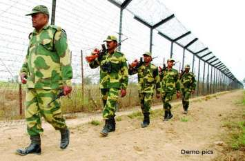 पाकिस्तानी सेना ने अपने अफसरों को बॉर्डर पर जाने से रोका