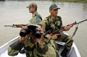 बीएसएफ ने नहीं चलाई एक भी गोली, बांग्लादेशी कार्रवाई बिना उकसावे के