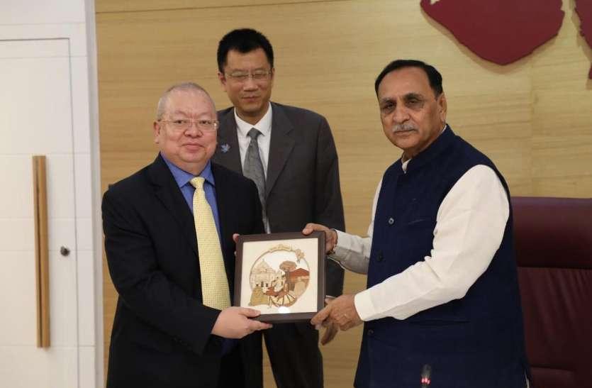 Dholera SIR  में स्थापित होगा Chinese Industrial Park