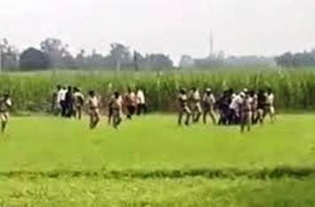 खेती की जगह इस खेत में चल रही थी बड़ी अवैध फैक्टरी, पुलिस ने मारा छापा तो नजारा देख रह गयी दंग, बड़ा जखीरा हुआ बरामद...