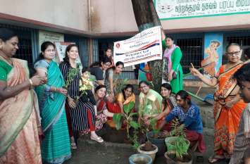 Tamilnadu: सिर्फ पौधा लगाना ही काफी नहीं, समुचित देखभाल भी जरूरी