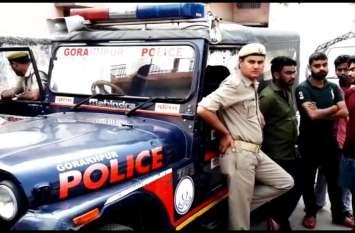 सिर कूंच कर युवक की निर्मम हत्या, पुलिस पहचान में जुटी