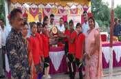 KGBV GAMES: खो-खो व कबड्डी में जसवंतपुरा को मिला खिताब