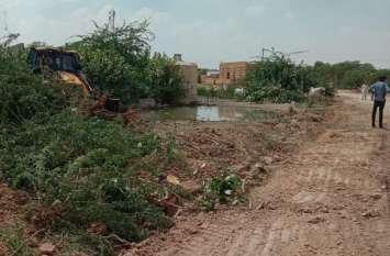 जैसलमेर क्षेत्र की ग्राम पंचायतों में चलेगा विशेष सफाई अभियान