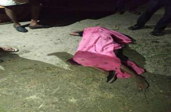 करवा चौथ पर खेत के पास कुएं में गई थी पानी पीने, पांव फिसला तो मौत ने लगा लिया गले