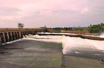 Karnataka : केआरएस बांध के लबालब रहने का नया रेकॉर्ड