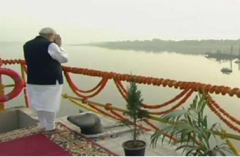 PM मोदी के क्षेत्र में ही गंगा में सर्वाधिक प्रदूषण, अब STP भी फेल, एनजीटी से शिकायत