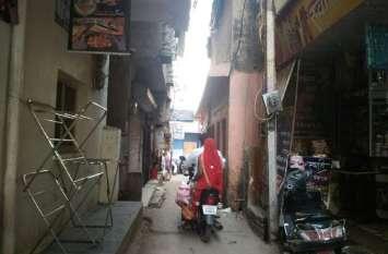 गुना शहर के मुख्य बाजार में नहीं हैं फायर सेफ्टी इंतजाम