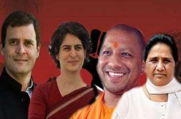 By-election 2019  भाजपा-बसपा और सपा के लिये बना नाक का सवाल, कांग्रेस भी पूरी ताकत से अकेले कूदी मैदान में