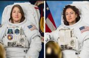 अंतरिक्ष में महिलाओं ने पहली बार रचा इतिहास, साढ़े 6 घंटे तक स्पेसवॉक कर बनाया कीर्तिमान
