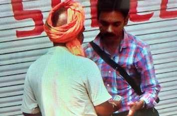 दूधवालों से रिश्वत लेने खाद्य एवं आयुष सुरक्षा अधिकारियों का वीडियो हुआ वायरल