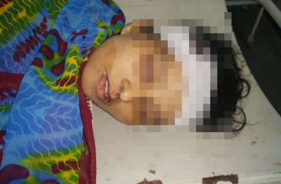 विवाहिता को इस हाल में छोड़ गए दो युवक कि रातभर पुलिस होती रही परेशान