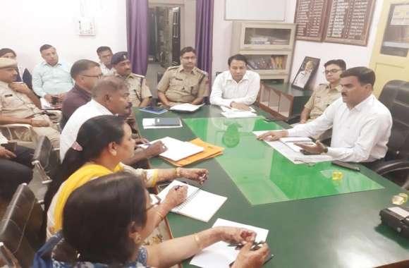 मालपुरा में अधिकारियों को दिए निर्देश: आपत्तिजनक पोस्ट डालने पर होगी सख्त कार्रवाई- शर्मा