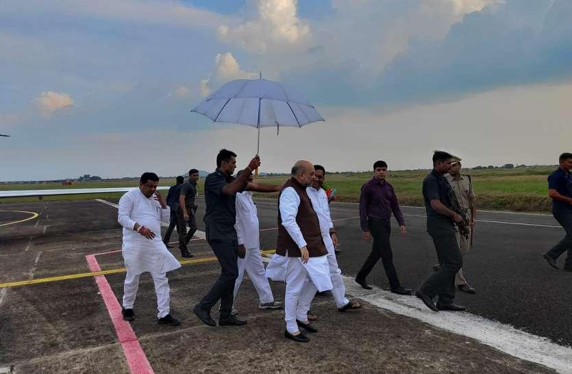 Union Home Minister Amit Shah ने Somnath Temple में पूजा-अर्चना की