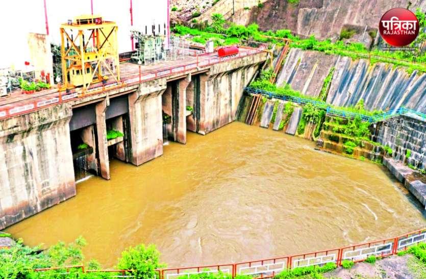 बांसवाड़ा में इस बार मानसून रहा मेहरबान, माही के पानी से दो साल बाद बिजली उत्पादन 9 करोड़ यूनिट के पार