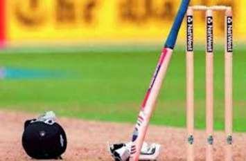 cricket news : रोमांचक मुकाबले में दो रन से जीता गुजरात