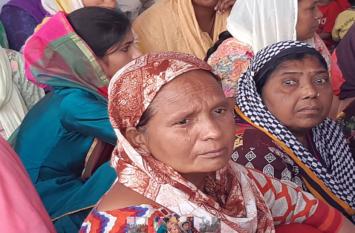 सालभर बाद भी नहीं सूखे परिजनों के आंसू, रावण दहन के समय गई थी 60 लोगों की जान