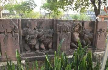 दमयंती संग्रहालय को अभिज्ञान राम और हेग्रीव से मिली विशेष पहचान
